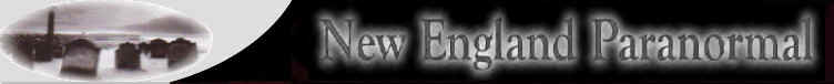 New England Paranormal banner