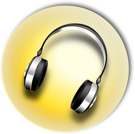 team resources audio review icon