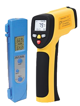 equipment noncontact thermometers